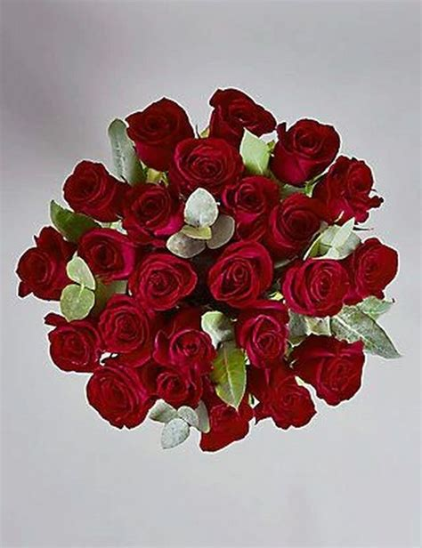 tesco valentines roses where to order s day flowers including m s
