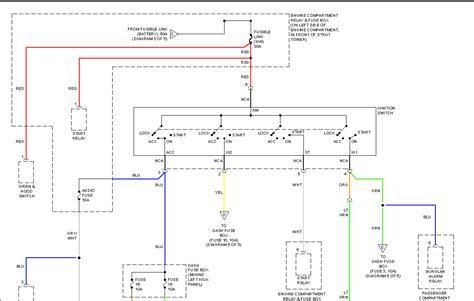 2012 hyundai accent starter wiring diagram wiring