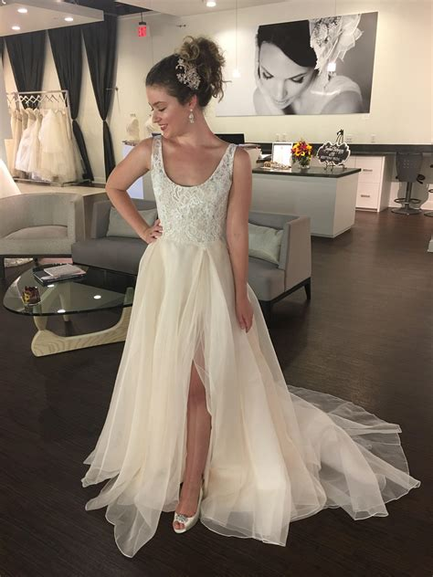 Wedding Dress With Slit by Wedding Gowns With Side Slits