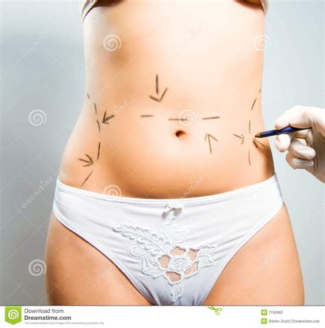 when do you plastic surgery do you need cosmetic surgery stock photography image