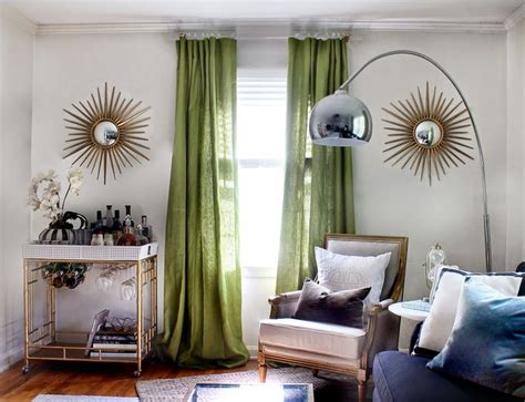 perspex curtain pole 25 best ideas about midcentury curtains on pinterest