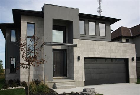modern home design ontario masonryworx selects top five best contemporary masonry