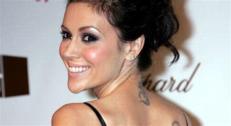 celebrity tattoos designs janina gavankar tattoos designs