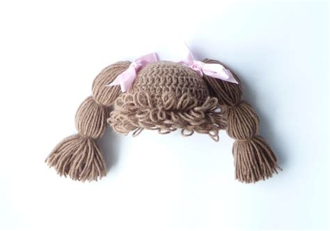 cabbage patch kid crochet patterns crochet patterns only cabbage patch kid hat crochet pattern for sizes baby through