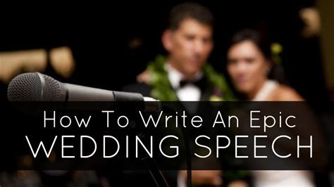 How To Write A Wedding Speech. How to Write your Best Man