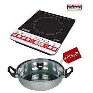Kompor Teka Induction Ih 320 1 buy padmini induction cooker adya with kadai