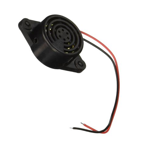 Auspicious Buzzer Bf 30 24v dc3 24v industrial continuous sound electronic alarm buzzer 85db w1t9 ebay