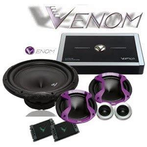 Paket Audio Mobil Venom Vertigo toko audio mobil murah di bsd autopart serpong