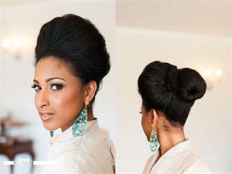 wedding updofor long afro carribbean hair bridal shoot out of africa 187 edmonton calgary wedding