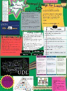 1000 Images About Udl On Pinterest Learning Student