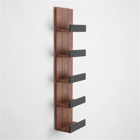 wooden wall wine racks wooden chalkboard wall wine rack world market