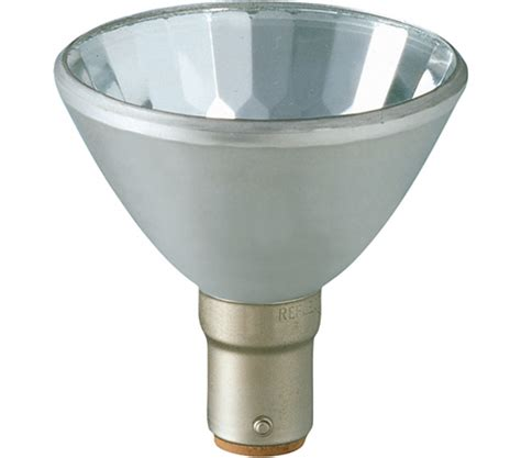cl light with aluminum reflector aluline 50w 12v r56 10d cl 1ct 10x5f aluline 37 56
