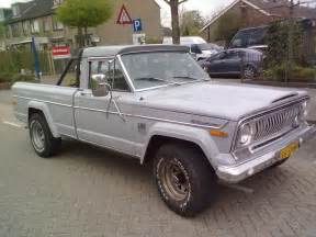 Jeep J20 Ivor72 S 1975 Jeep J20 In