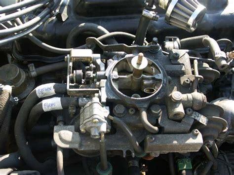 Suzuki Vitara Carburetor Question About Aisin 2 Barrel Carb Help Me Identify The
