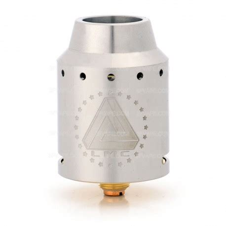 Authentic Rda Limitless 24mm Ss the limitless 24 rda from ijoy at mr mrs vape lounge