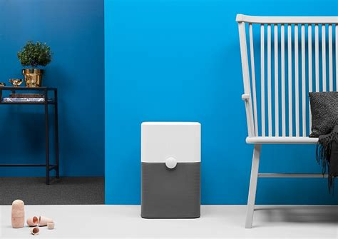 blueair blue pure  air purifier