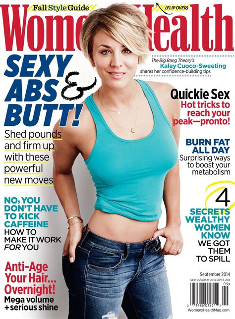 women magazine what did we learn this month women s health september