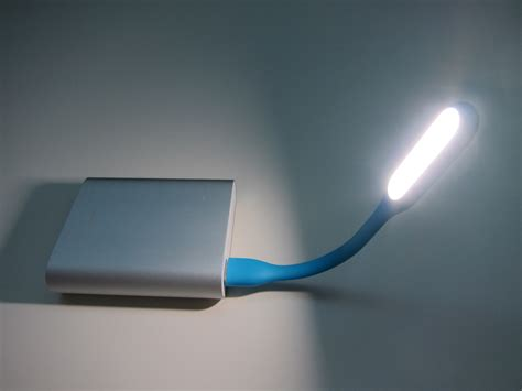 Termurah Usb Led Flashlight For Power Bank Blue xiaomi led light 171 lesterchan net