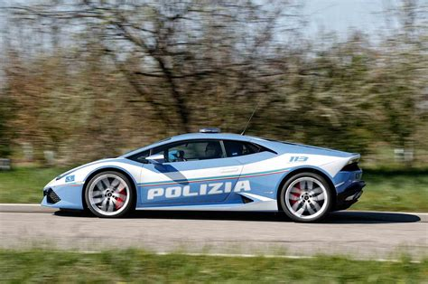 police lamborghini huracan you couldn t outrun this lamborghini huracan police car