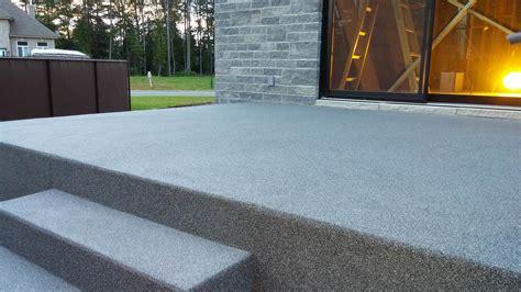 recouvrement patio beton rev 234 tement de b 233 ton pour patios et balcons rev 234 tement