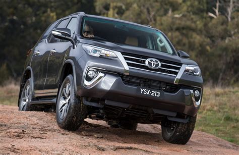 New Car Toyota Fortuner Image 8 Of 38