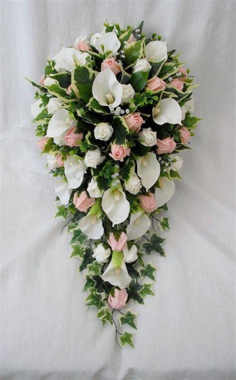 Wedding Bouquet Uk by Bouquet Artificial Wedding Flowers Bouquets Brides