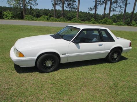 ssp mustang 1989 gsp mustang ssp lx for sale ford mustang ssp lx