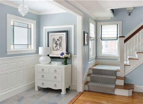 blue interior paint best 25 foyer paint colors ideas on pinterest