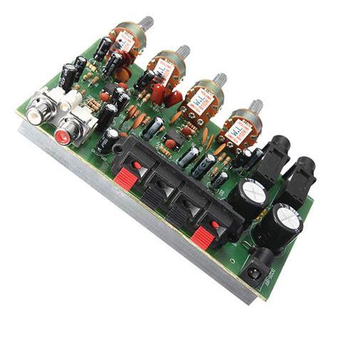 Digital Lifier Board Diy Tpa3118 12 24v 60w 12v hi fi digital stereo audio lifier volume