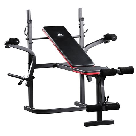 adidas bench press adidas essential multi purpose bench