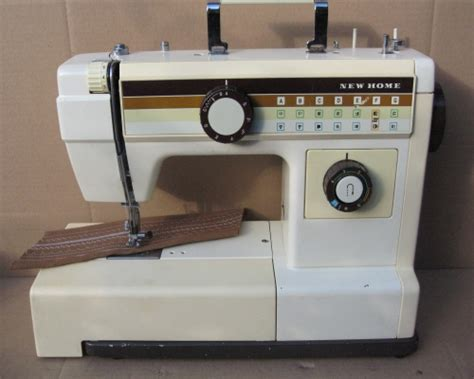 newhome janome model 656a sewing machine