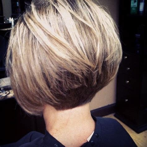 low stack bobs 21 stacked bob hairstyles you ll want to copy now nice