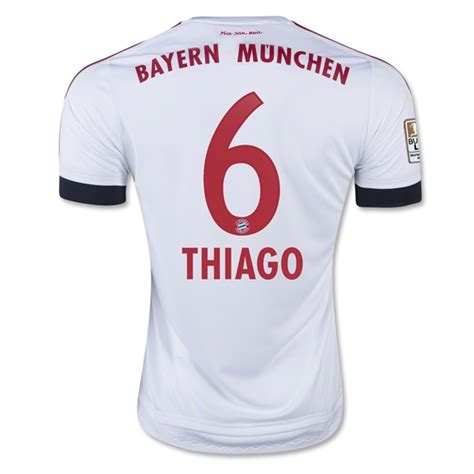 Jersey Juventus Fc Away Official Season 1516 bayern munich 15 16 thiago away jersey 7l1rntzotp 163 19 00 all leaked and official 17 18 shirts