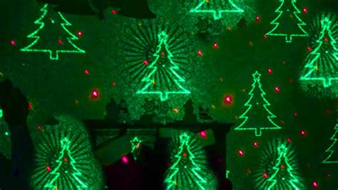 laser christmas lights outdoor holiday projectors review