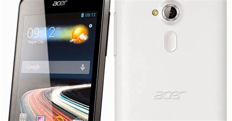 Tablet Dibawah 1 Juta Dual Sim acer liquid z4 hp android harga dibawah 1 juta