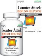 rainbow light counter attack counter attack 90t 25 19ea from rainbow light