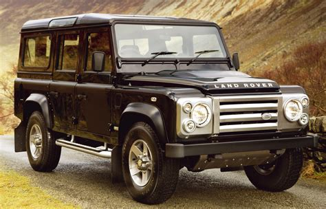 vintage range rover defender electric land rover defender rush to the jungle