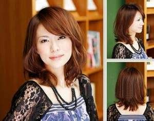 tutorial rambut bergelombang trend rambut 2013 model gaya rambut terbaru hijab
