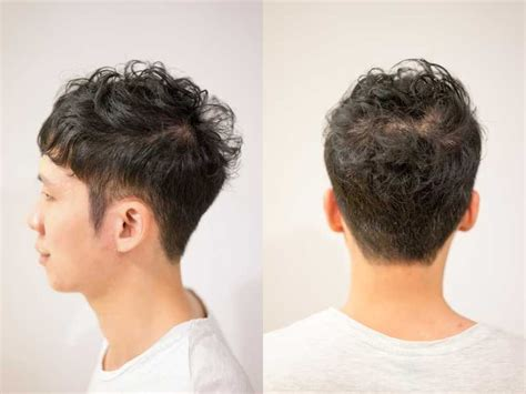 how to trim sides and back of hair rock natural curls with a korean style men s haircut