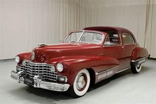 Cadillac Special 1942 Cadillac Series 60 Special Derham Town Car