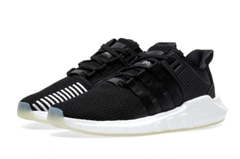 Bait X Adidas Eqt Support 93 17 Black adidas eqt support 93 17 colorways release dates pricing