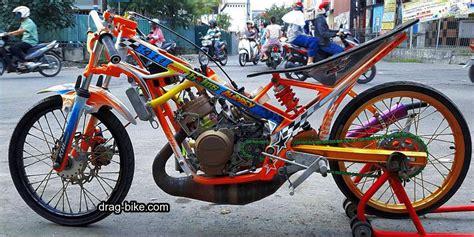 Foto Motor by 50 Foto Gambar Modifikasi R Drag Bike Racing Drag