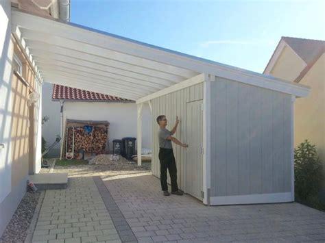 pultdach carport home carports carports und 220 berdachungen aus holz und metall