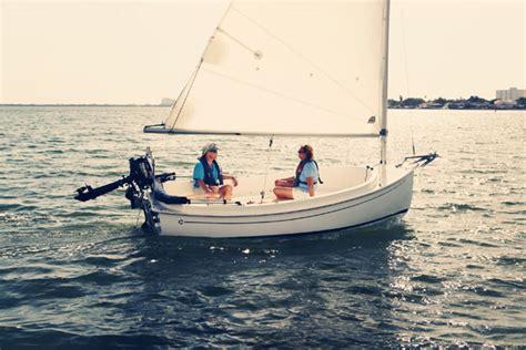 backyard boats shady side md tohatsu 6 hp sail pro