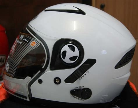Helm Ink Putih Polos redcasey personal s ink mf one helm multi fungsi