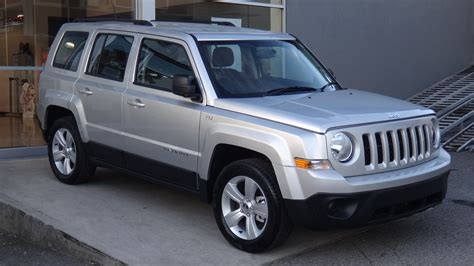 Jeep Patriot Safety Jeep Patriot Wiki Everipedia