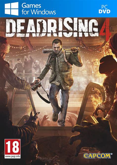 Pc Dead Rising 4 dead rising 4 repack skidrowfull