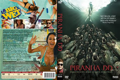 Dvd Piranha 3dd covers box sk piranha 3dd high quality dvd blueray