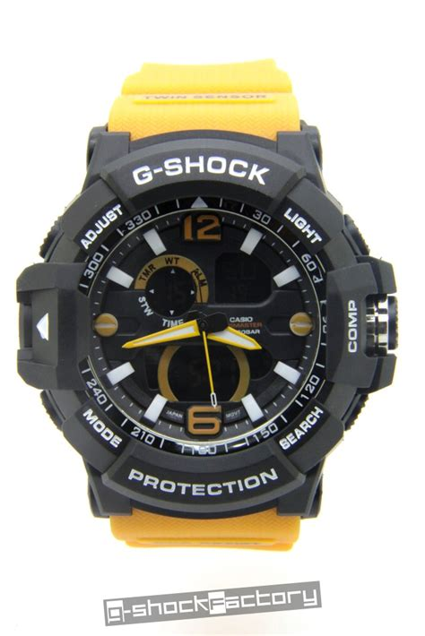 Gshock Gpw1000 Orange g shock gw a1045 mudmaster black orange by www g