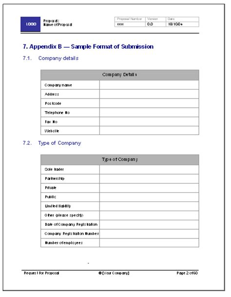 proposal for proposal template purchase royalty free